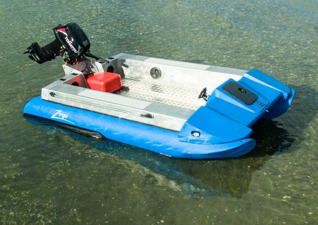 Zego 300t family boat